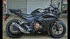 2016 Honda Cbr500r Sport Bike Cbr Motorcycle Walk Around