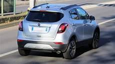 Essai Opel Mokka X 2016 El 233 Gant Et Raffin 233 23 Avis