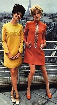 Mode Der 60er Jahre - morand alana collins wearing cardin 1967