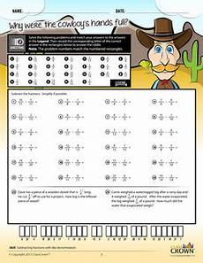 fraction riddle worksheets 4079 math fractions worksheets math riddles pack 2 add subtract commoncore