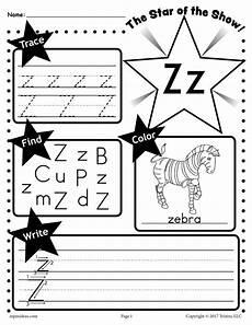 letter z printable worksheets 24267 letter z worksheet tracing coloring writing more supplyme