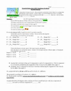 online phet lab projectiles worksheet 1 name projectile motion intro phet simulations