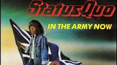 Status Quo In The Army Now 1986