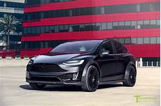 tesla model x p100d introducing the 2018 tesla model x limited edition p100d t largo package by t sportline