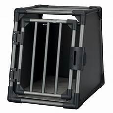 trixie autobox f 252 r hunde aus aluminium graphit 39335
