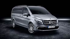 mercedes v class 2020 update revealed car news