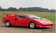 1990 Lamborghini Countach 25th Anniversary Edition Brings