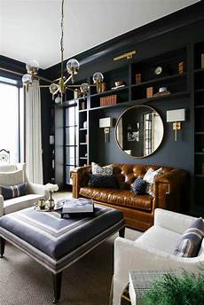 Rooms Painted Black