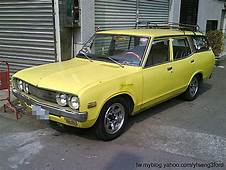 The Datsun 620 Looks Pretty Good As A Wagon It Turns Out