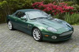 Sell Used 2001 Aston Martin DB7 Vantage British Racing
