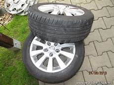 Alukomplettr 228 Der 195 55 15 Dunlop Sommerreifen Skoda