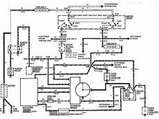 Wiring Diagram For 1989 Ford Ranger by I Need From The Ignition Switch To The Starter Wire