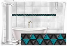 Fliesen Mosaik Küche - fliesenaufkleber fliesen aufkleber mosaik kachel t 252 rkis