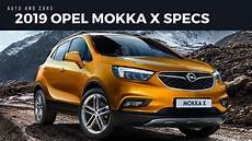 2019 Opel Mokka X Specs Release Date And Review