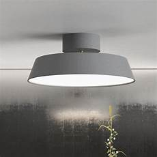 nordlux alba led ceiling light grey