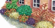Zum Nachpflanzen Schmales Beet An Der Hauswand Mein