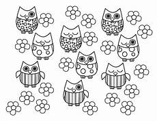owl coloring page bird 10 image colorings net