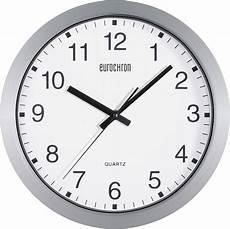 Blue Quartz Black Wall Clock by Renkforce J689p Cp Quartz Wall Clock 36 Cm X 4 5 Cm Black