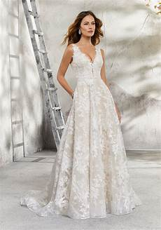 lauren wedding dress style 5695 morilee