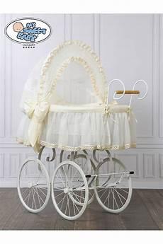 vimini neonato neonato vimini vintage retro crema bianco