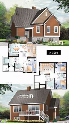 house plans drummond house plan hearthside no 3959 drummond house plans chalet