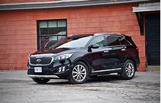 suv review 2018 kia sorento driving
