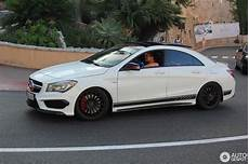 Mercedes 45 Amg Edition 1 C117 20 April 2015