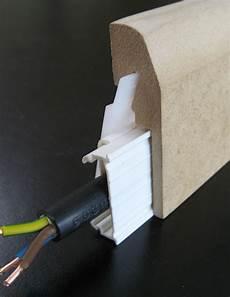 Plinthe Electrique Passe Cable 224 Peindre M 233 Dium 20 X 70 Mm