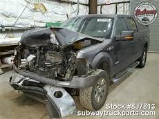 used parts 2011 ford f150 xlt 3 5l ecoboost 4x4 subway