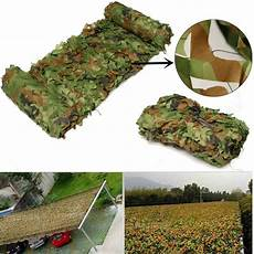 23x5ft Woodland Camouflage Net Shooting Hide Army