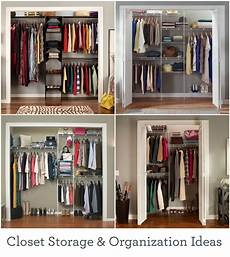 Bedroom Closet Ideas For Small Spaces by Make The Most Of Your Closet Space With These Storage