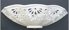applique rustiche 4127 lada da parete in ceramica traforata cristalensi