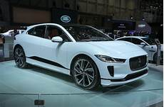 2018 jaguar i pace revealed 395bhp and 298 mile range for