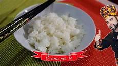cucinare riso al vapore riso al vapore in pentola scuola di cucina