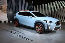 new 2019 subaru crosstrek khaki new concept subaru xv concept previews next crosstrek