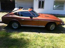 Purchase Used Bronze 1978 Datsun 280z Good Condition In