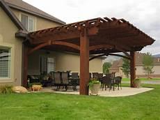20 five star arbors pergolas gazebos full wrap roof western timber frame