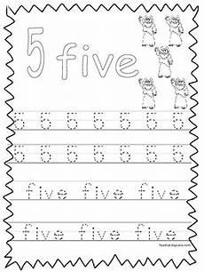 multiplication worksheets number 5 4517 single bible curriculum worksheet trace the number 5 preschool math worksheet