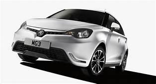New MG3 Supermini Debuts At Auto China 2013 Will Launch