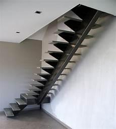 escalier en acier escalier acier beton
