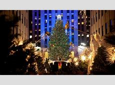 rockefeller christmas tree 2019 schedule