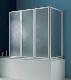 box vasca bagno box per vasca con 4 ante pieghevoli in crilex 70 205