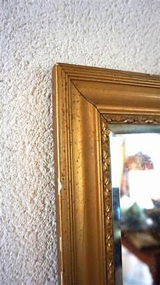 spiegel mit facettenschliff spiegel mit goldenem rahmen facettenschliff