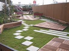 toit terrasse vegetal toit terrasse vegetalisee rev 234 tements modernes du toit