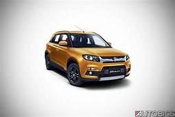 Maruti Vitara Brezza AMT Priced At INR 854 Lakhs In India