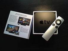 official apple tv 3rd generation 1080p unboxing and