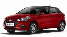 hyundai i20 maße hyundai elite i20 gets a welcome refresh for 2019 new variants and features