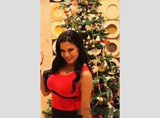 Veena Malik Enjoy Christmas in India   Veena Malik New