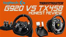 g920 vs thrustmaster tx review
