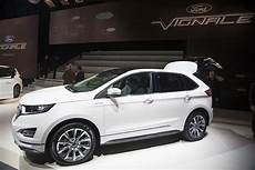 edge vignale looking to class up ford s suv lineup carscoops